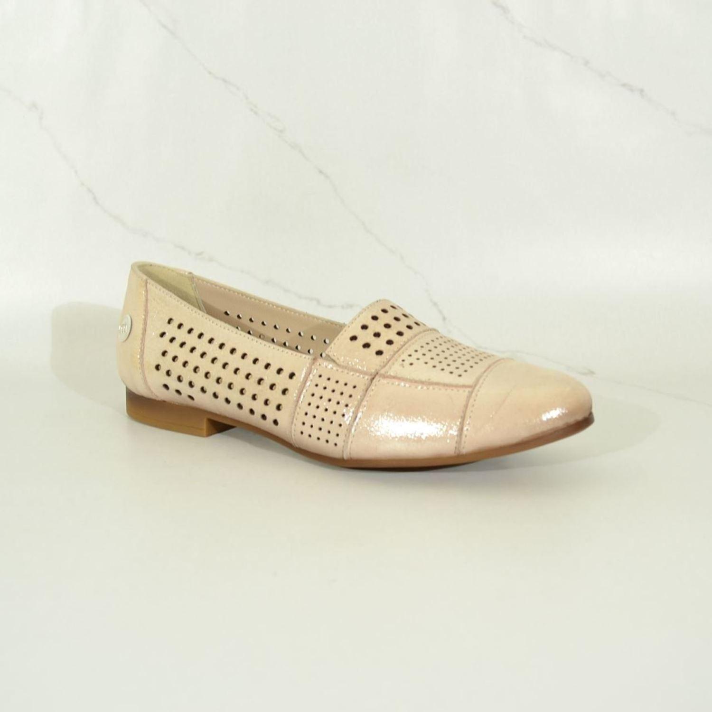 Mammamia 3585 Kadın Deri Ayakkabı