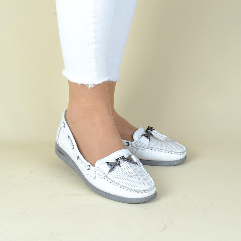 Mammamia 3060 Kadın Deri Ayakkabı