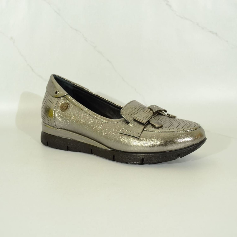 Mammamia 645 Kadın Deri Ayakkabı