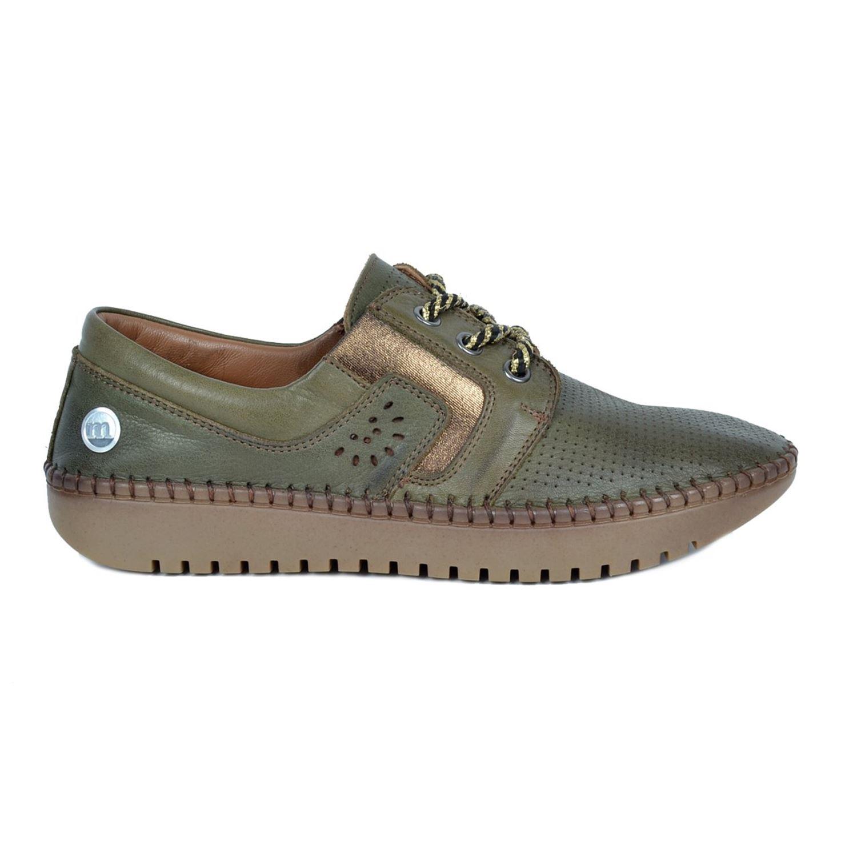 Mammamia 4595 Kadın Deri Ayakkabı