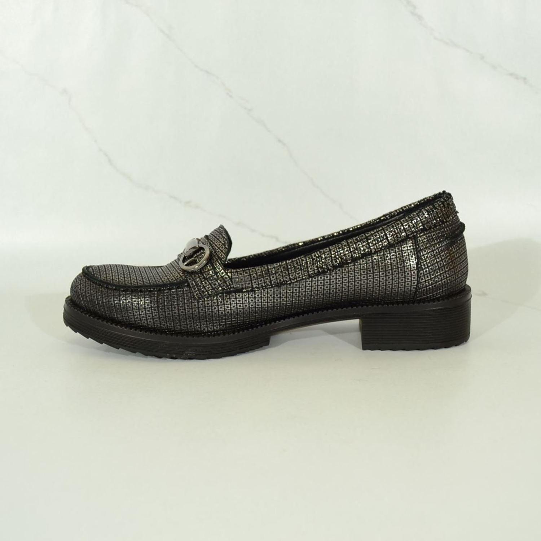Mammamia 3325 Kadın Deri Ayakkabı