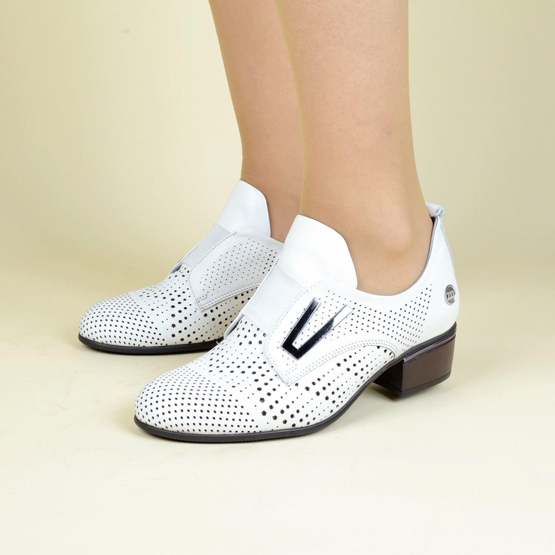 Mammamia Kadın Deri Ayakkabı D20YA-410