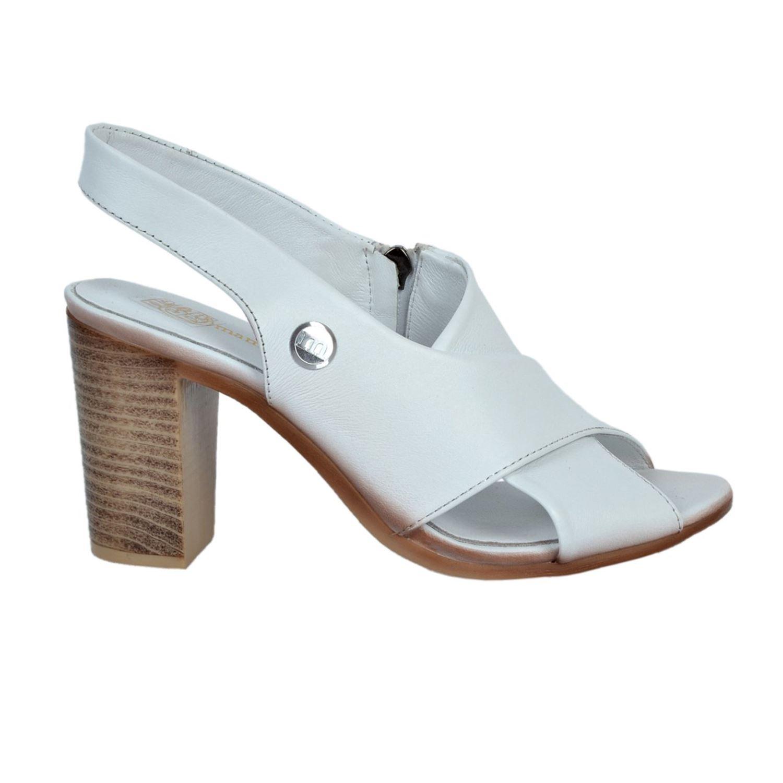 Mammamia Kadın Deri Sandalet 1050