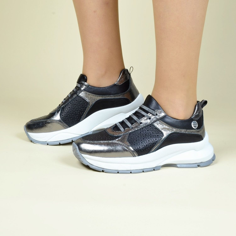 Mammamia Kadın Deri Ayakkabı 4085