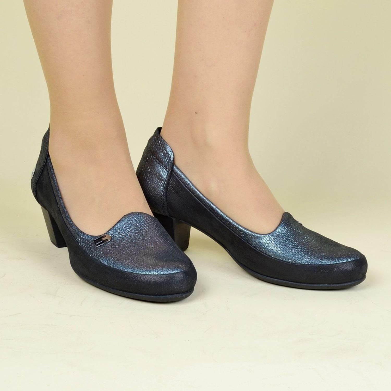 Mammamia Kadın Deri Ayakkabı D20YA-3190