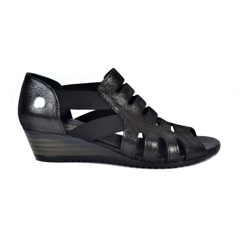 Mammamia Kadın Deri Sandalet 945