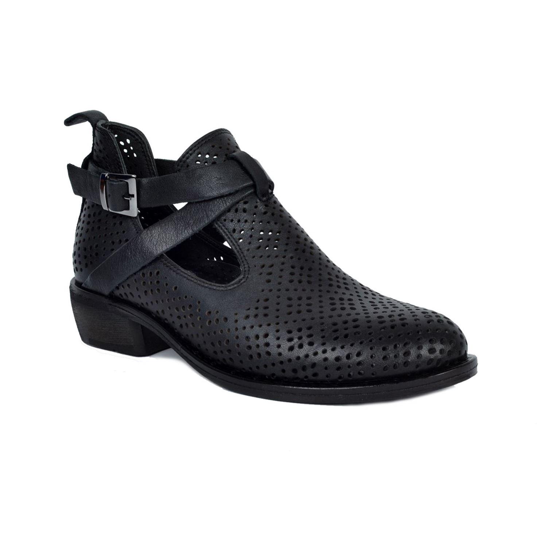 Mammamia Kadın Deri Sandalet D20YS-420