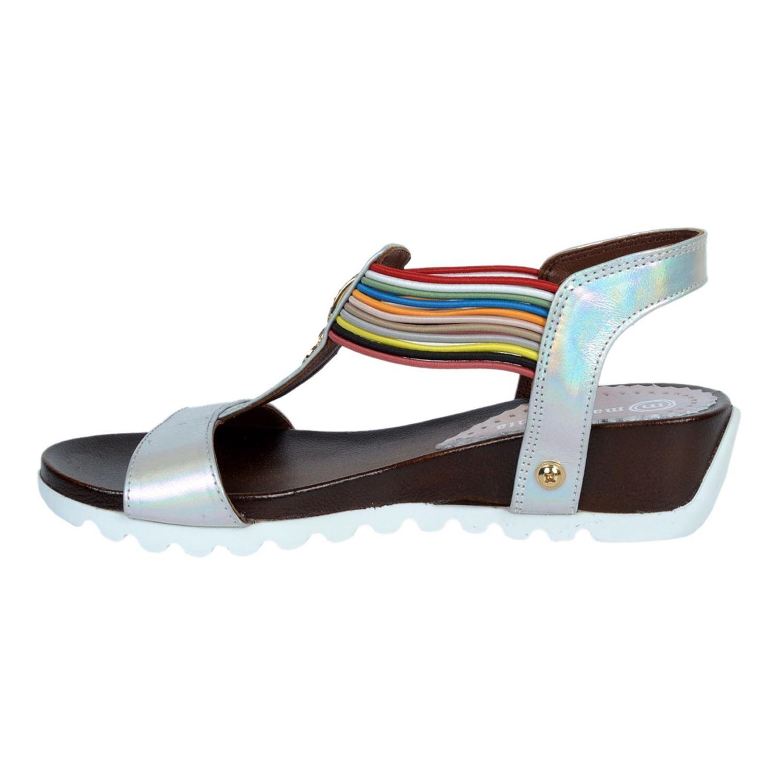 Mammamia Kadın Deri Sandalet D20YS-1060
