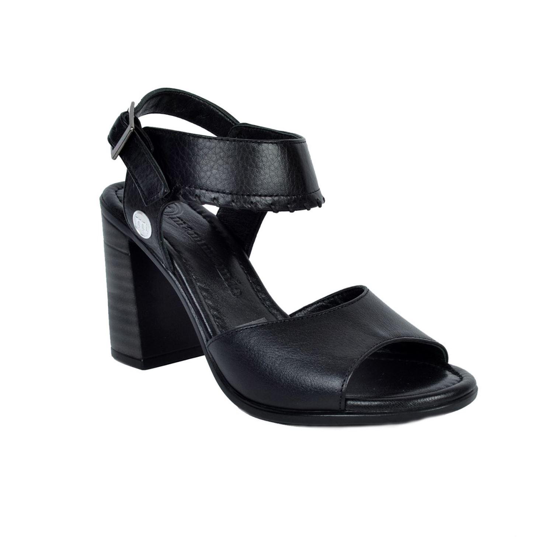 Mammamia Kadın Deri Sandalet 1825