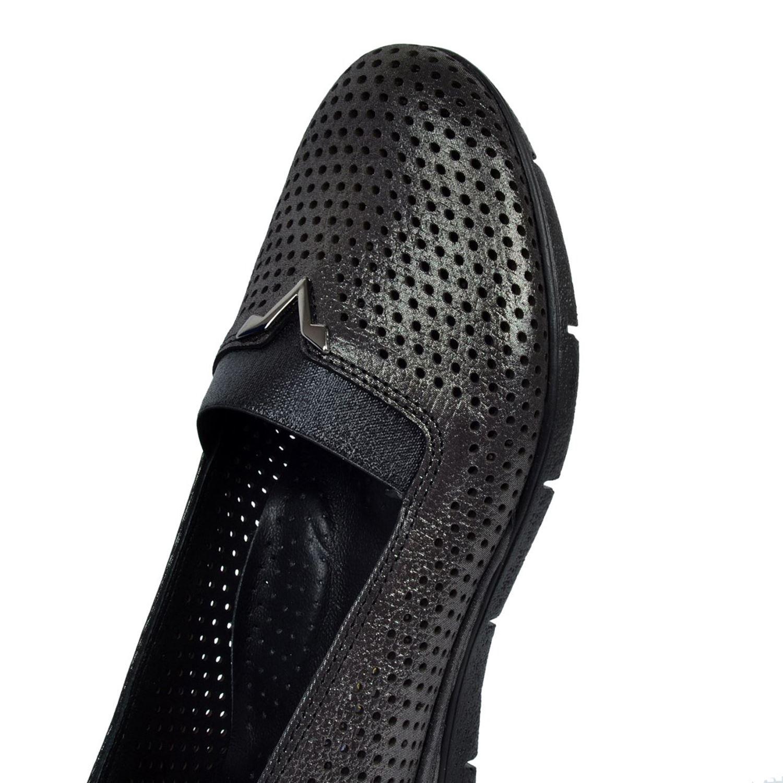 Mammamia Kadın Deri Büyük Numara Ayakkabı D20YA-3215