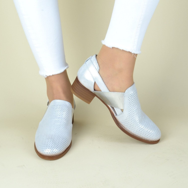 Mammamia Kadın Deri Ayakkabı D20YA-3495