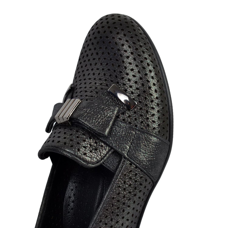 Mammamia Kadın Deri Ayakkabı D20YA-405
