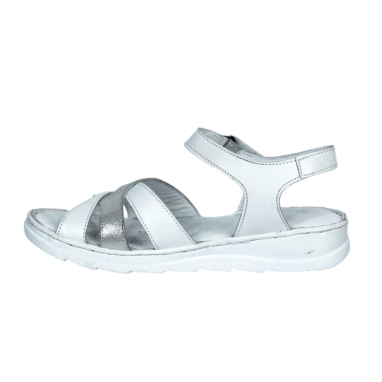 Mammamia Kadın Deri Sandalet D20YS-1310