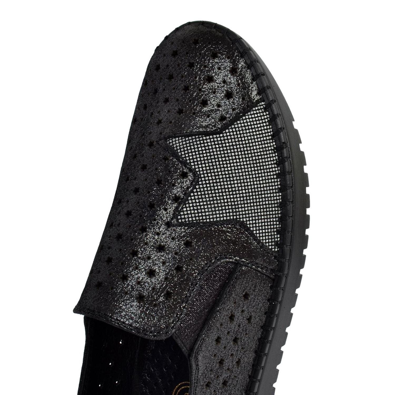 Mammamia Kadın Deri Ayakkabı D20YA-3035