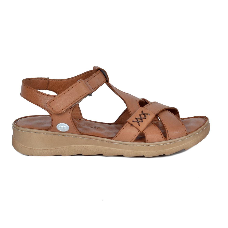 Mammamia Kadın Deri Sandalet D20YS-1755