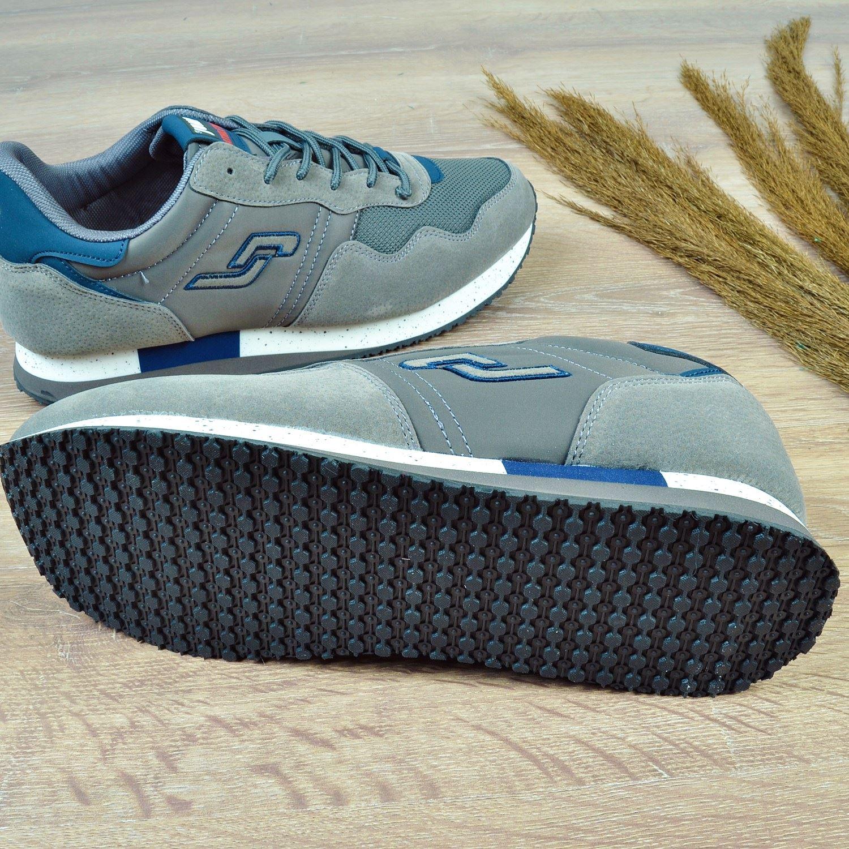 Gri Erkek Spor Ayakkabı 24674
