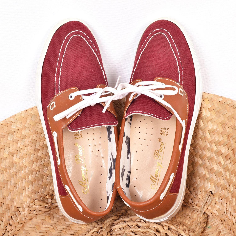 Bordo Kadın Ayakkabı 34016