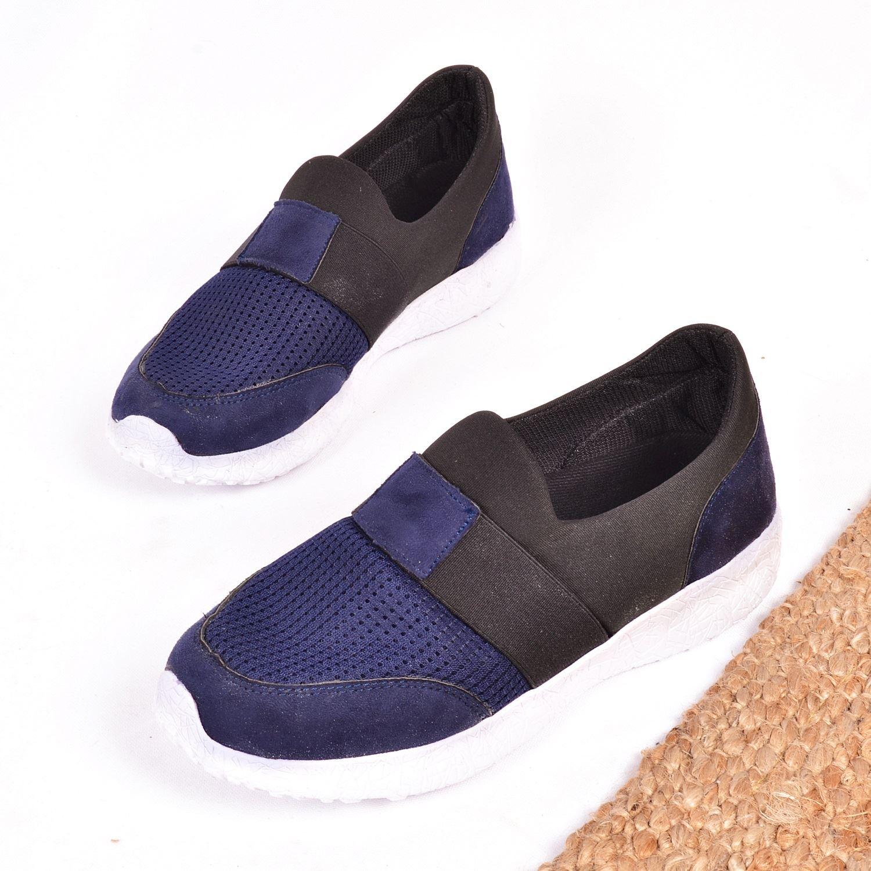 Lacivert Kadın Spor Ayakkabı 100