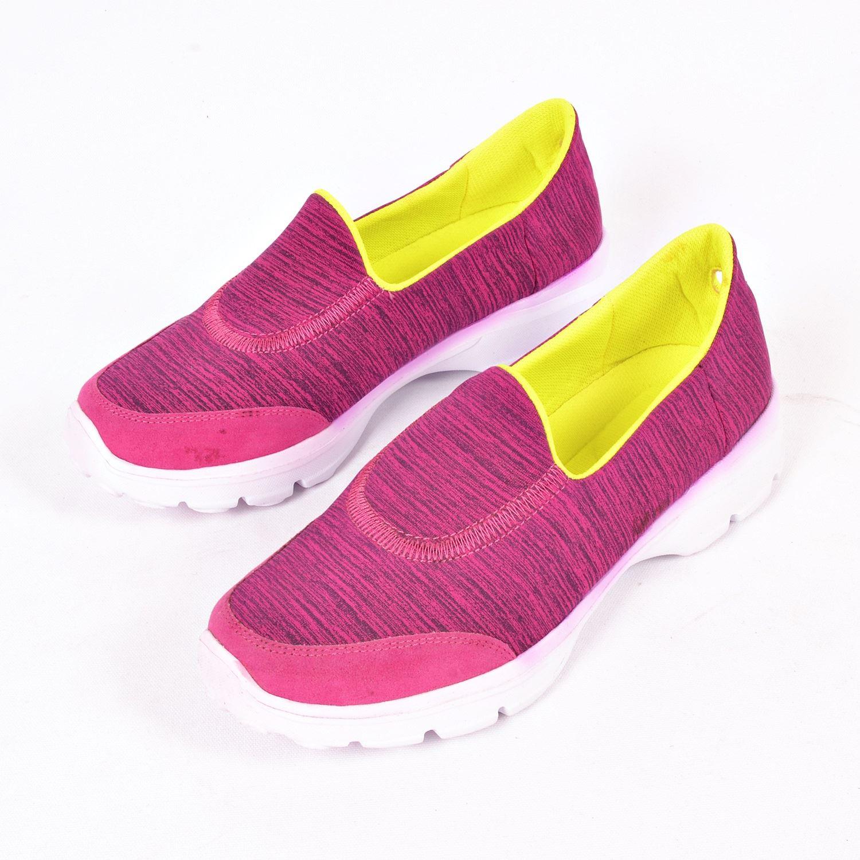 Fuşya Kadın Spor Ayakkabı 58002