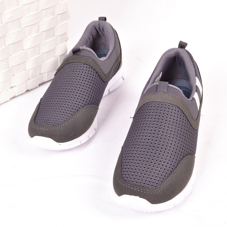 Gri Kadın Spor Ayakkabı 3820