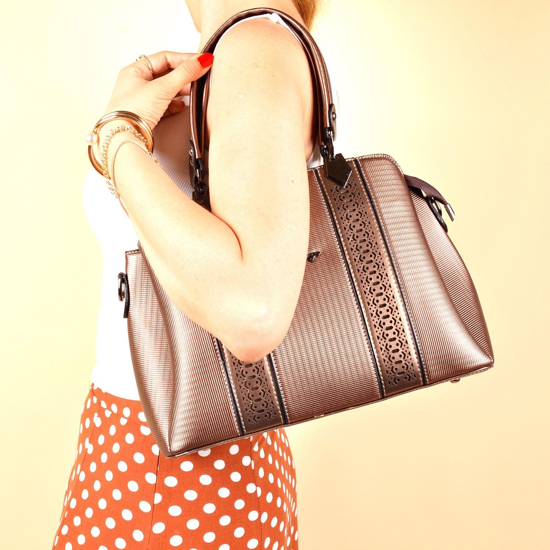 Bakır Kadın Çanta