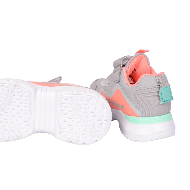Gri Çocuk Spor Ayakkabı 25780