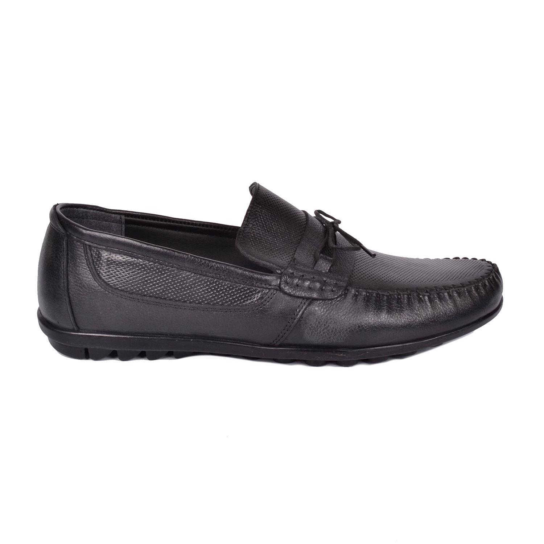 Siyah Erkek Deri Ayakkabı 44