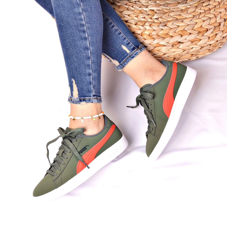 Haki Kadın Spor Ayakkabı 365182