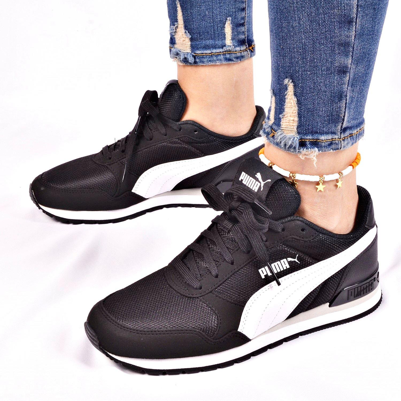 Siyah Kadın Spor Ayakkabı 367135