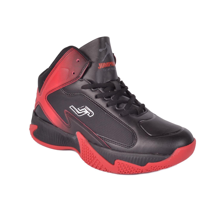 Siyah Erkek Basketbol Ayakkabısı 25528
