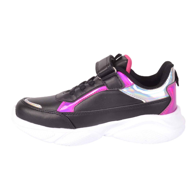 Siyah Çocuk Spor Ayakkabı 25791
