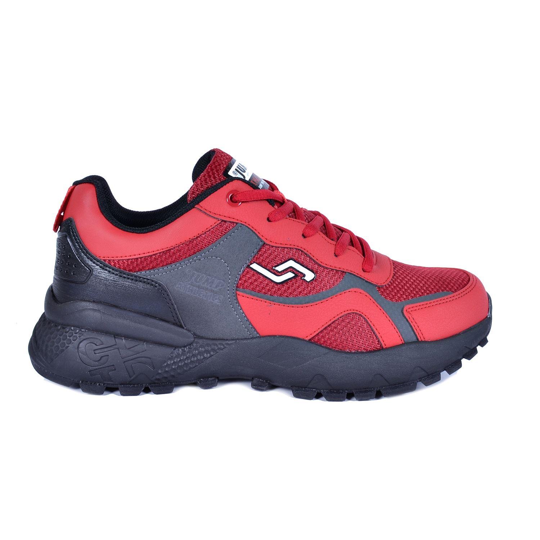 Kırmızı Erkek Spor Ayakkabı 25519