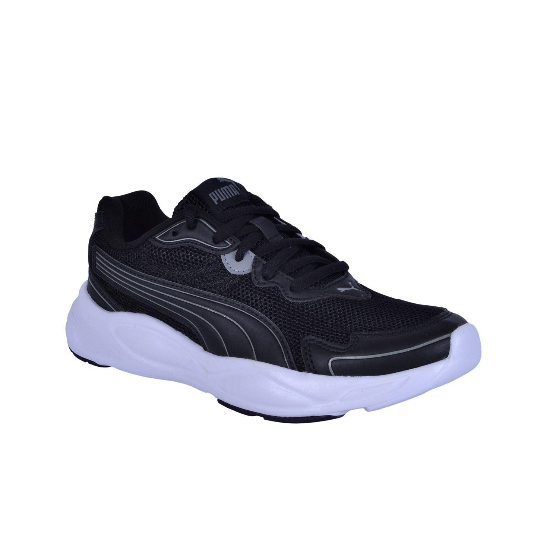 Siyah Kadın Spor Ayakkabı 373017-01