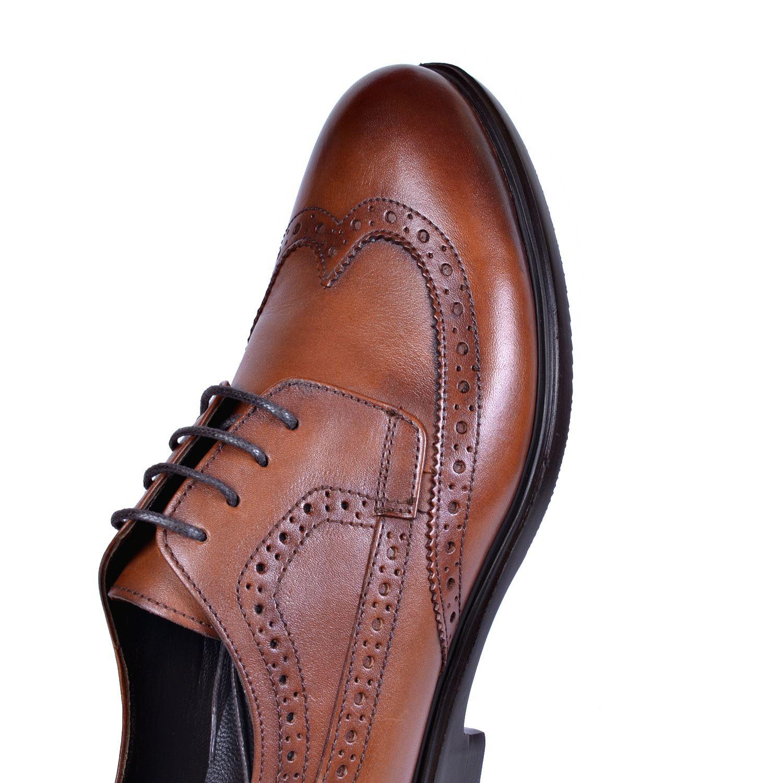 Taba Erkek Deri Ayakkabı 7165