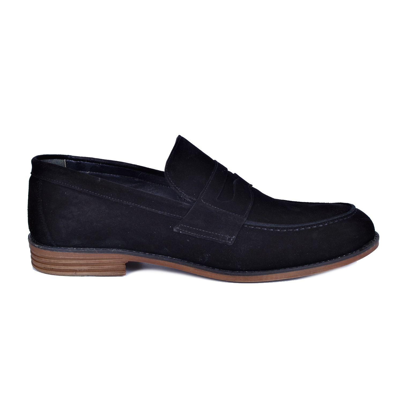 Siyah Erkek Deri Ayakkabı 370