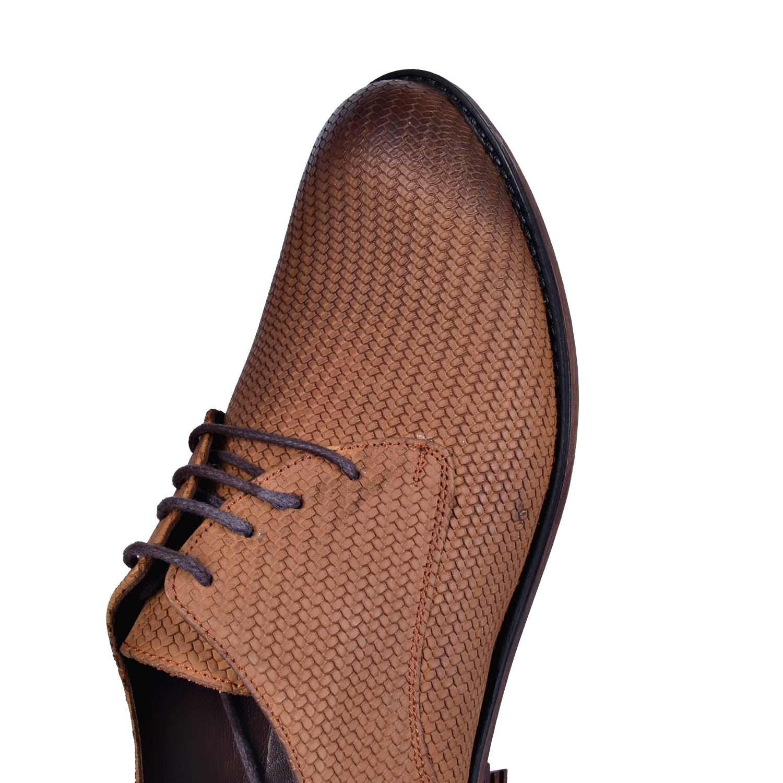 Taba Erkek Deri Ayakkabı 371