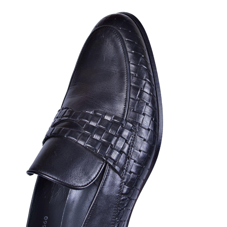 Siyah Erkek Deri Ayakkabı 42660