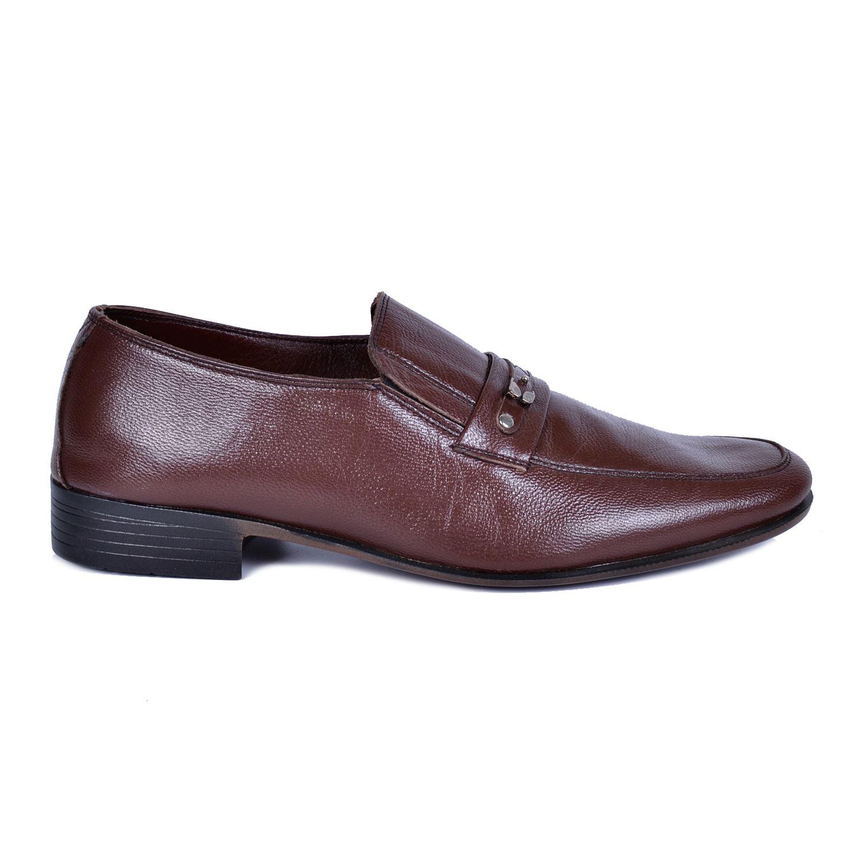 Kahve Erkek Deri Ayakkabı 16348