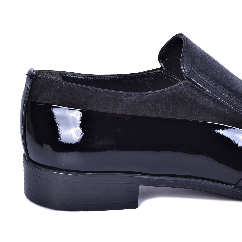 Siyah Erkek Deri Ayakkabı 1687306