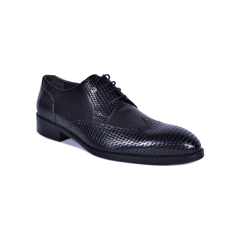 Pierre Cardin Siyah Deri Klasik Ayakkabı 739450