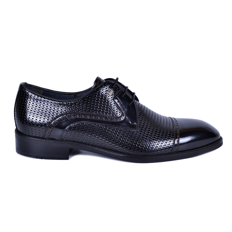 Pierre Cardin Siyah Deri Klasik Ayakkabı 739781