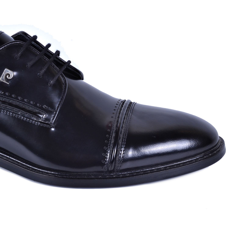 Pierre Cardin Siyah Deri Klasik Ayakkabı 730084