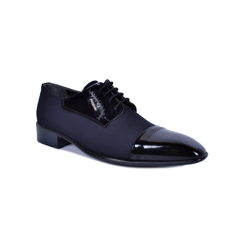 Pierre Cardin Siyah Deri Klasik Ayakkabı 6348