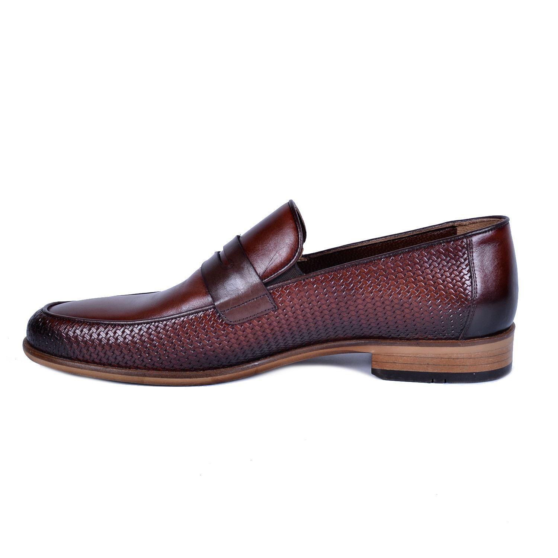 Pierre Cardin Taba Deri Klasik Ayakkabı 731106
