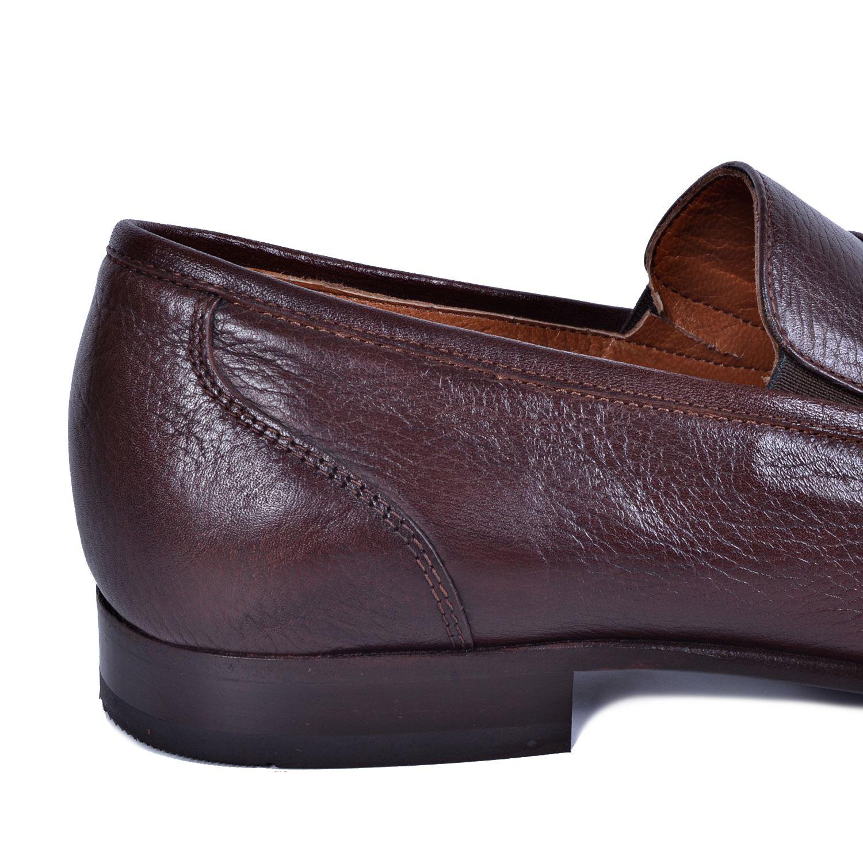 Marcomen Kahve Deri Klasik Ayakkabı 2093