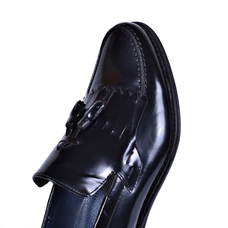 Siyah Deri Klasik Ayakkabı 5500