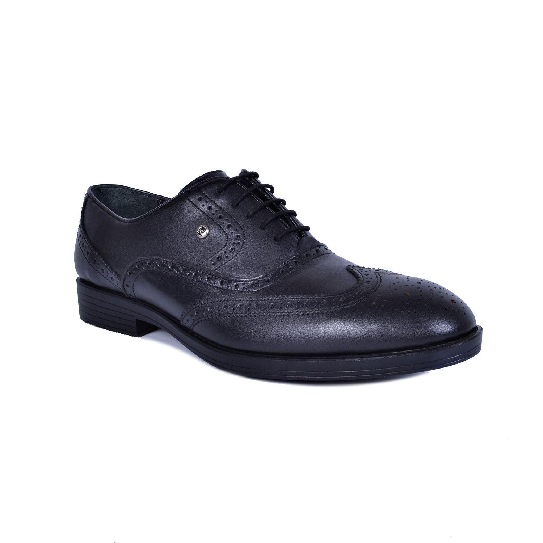 Pierre Cardin Siyah Deri Ayakkabı 1932