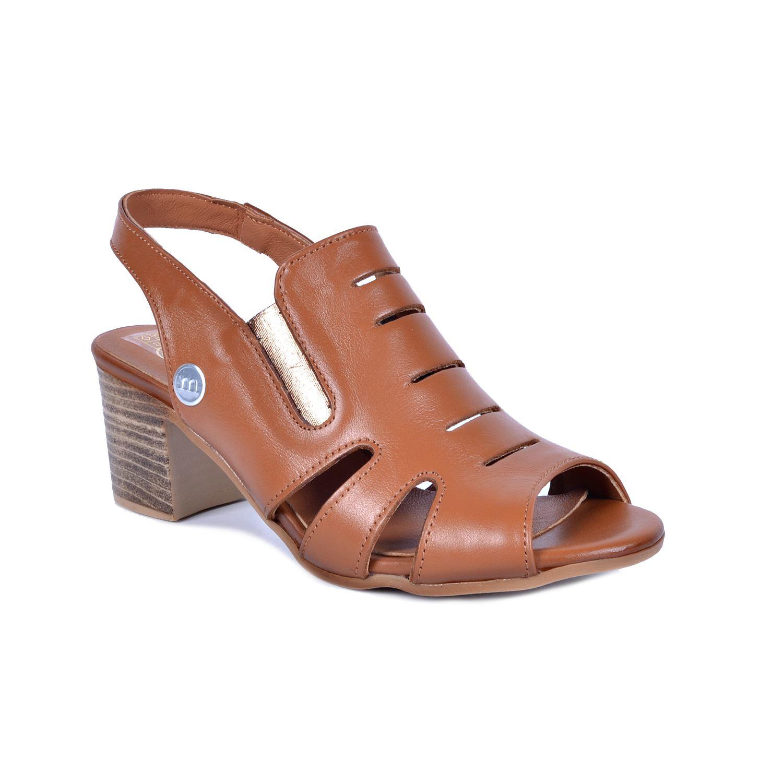 Taba Kadın Deri Sandalet 1105