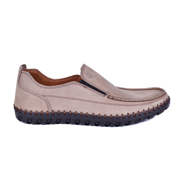Bej Erkek Deri Ayakkabı 7000