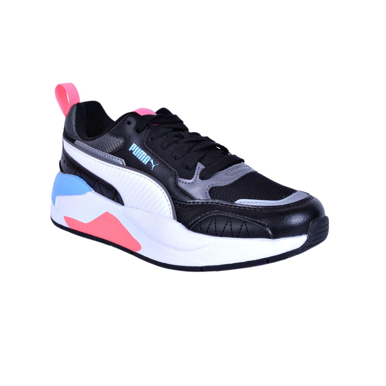 Siyah Kadın Spor Ayakkabı 373108-18